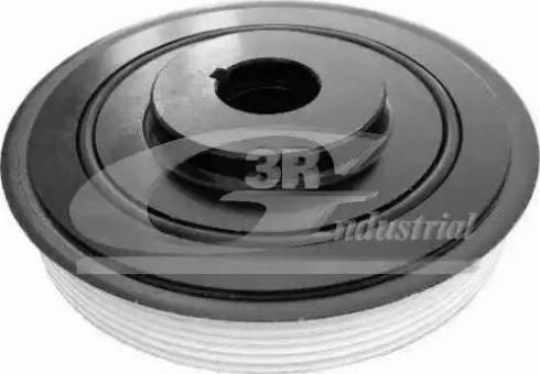 3RG 10211 - Ремінний шків, колінчастий вал autocars.com.ua