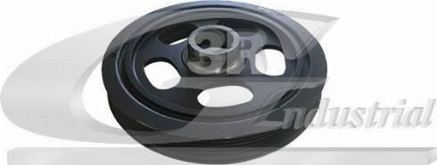 3RG 10512 - Ремінний шків, колінчастий вал autocars.com.ua