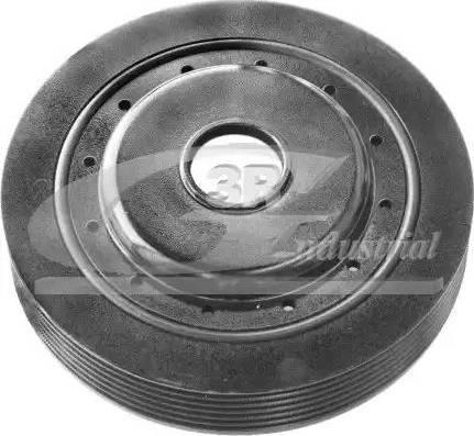 3RG 10620 - Ременный шкив, коленчатый вал car-mod.com