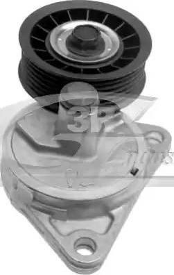 3RG 13300 - Натягувач ременя, клинові зуб. autocars.com.ua