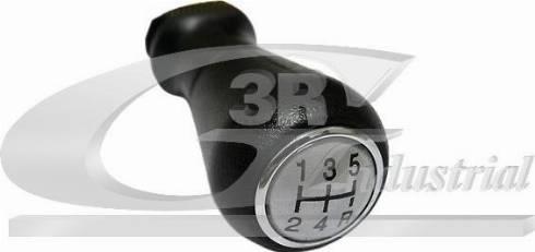 3RG 25209 - Ручка важеля перемикання передач autocars.com.ua