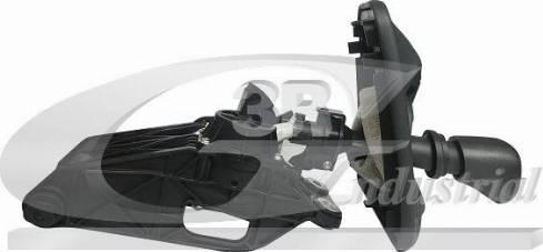 3RG 25507 - Важіль перемикання передач autocars.com.ua