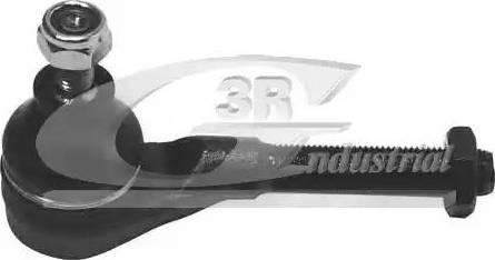 3RG 32607 - Наконечник рульової тяги, кульовий шарнір autocars.com.ua
