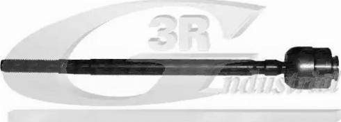 3RG 34006 - Осьовий шарнір, рульова тяга autocars.com.ua