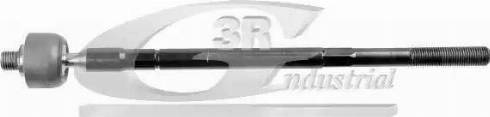 3RG 34063 - Осьовий шарнір, рульова тяга autocars.com.ua