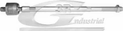 3RG 34214 - Осьовий шарнір, рульова тяга autocars.com.ua
