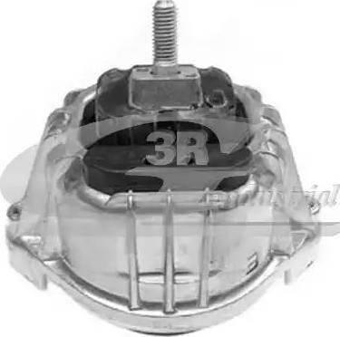 3RG 40104 - Подушка, підвіска двигуна autocars.com.ua