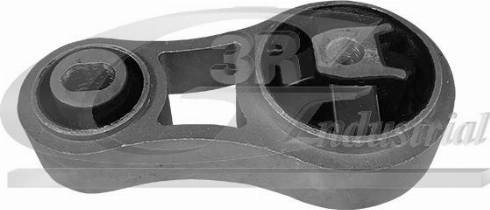 3RG 40493 - Подушка, підвіска двигуна autocars.com.ua