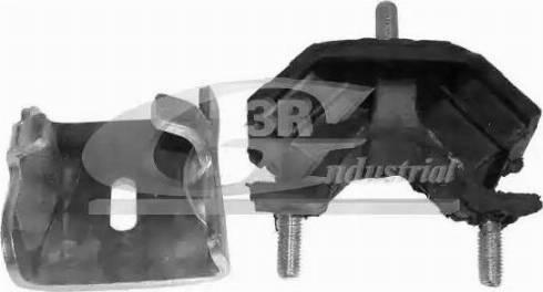 3RG 40632 - Подушка, підвіска двигуна autocars.com.ua