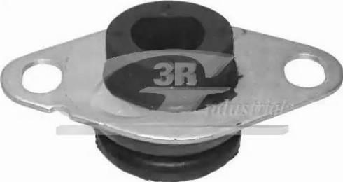 3RG 40633 - Подушка, підвіска двигуна autocars.com.ua