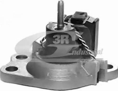 3RG 40666 - Подушка, підвіска двигуна autocars.com.ua