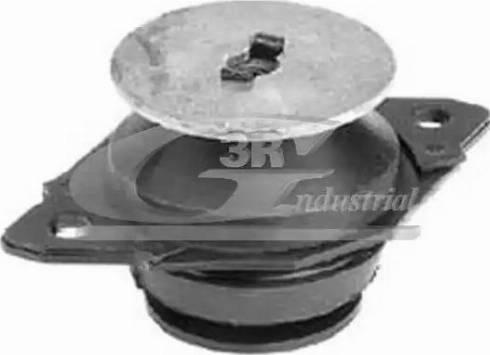 3RG 40717 - Подушка, підвіска двигуна autocars.com.ua