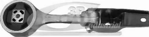 3RG 40791 - Подушка, підвіска двигуна autocars.com.ua
