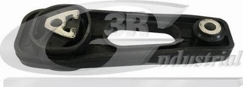3RG 41657 - Подушка, підвіска двигуна autocars.com.ua