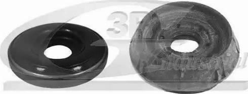 3RG 45634 - Ремкомплект, опора стійки амортизатора autocars.com.ua