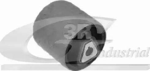 3RG 50117 - Сайлентблок, важеля підвіски колеса autocars.com.ua