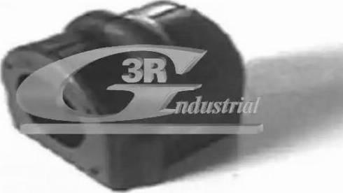 3RG 60435 - Втулка стабилизатора, нижний сайлентблок car-mod.com