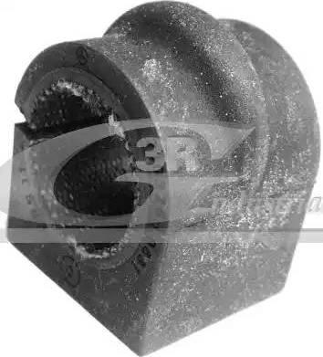 3RG 60529 - Втулка стабілізатора, нижній сайлентблок autocars.com.ua