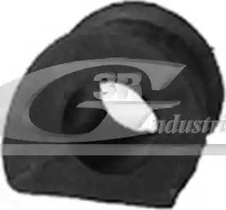 3RG 60709 - Втулка стабілізатора, нижній сайлентблок autocars.com.ua