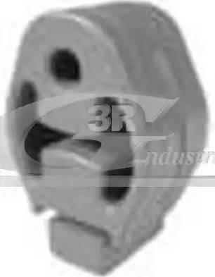 3RG 70306 - Кронштейн, втулка, система випуску autocars.com.ua