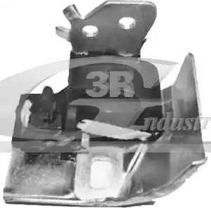3RG 70622 - Кронштейн, втулка, система випуску autocars.com.ua