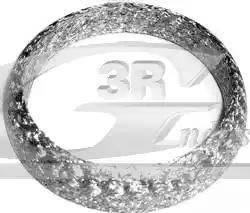 3RG 71207 - Прокладка, труба вихлопного газу autocars.com.ua