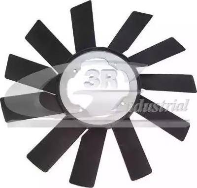3RG 80115 - Крильчатка вентилятора, охолодження двигуна autocars.com.ua