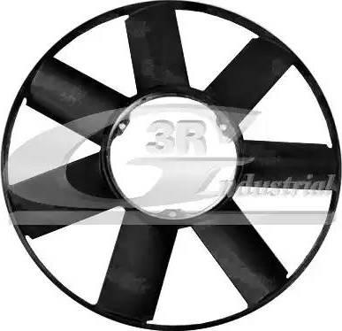 3RG 80122 - Крыльчатка вентилятора, охлаждение двигателя car-mod.com