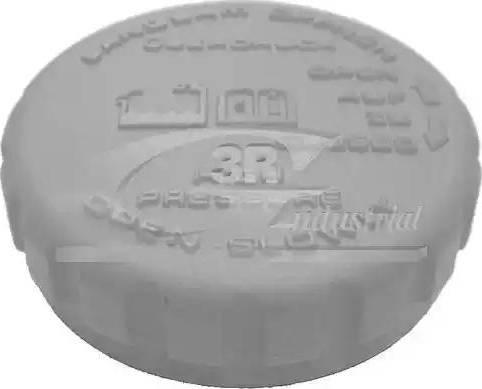 3RG 80408 - Крышка, резервуар охлаждающей жидкости car-mod.com