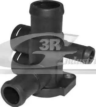 3RG 80742 - Фланец охлаждающей жидкости car-mod.com
