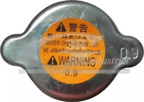 3RG 80909 - Крышка, радиатор car-mod.com