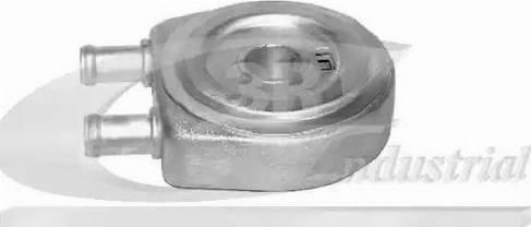 3RG 81643 - Масляный радиатор, двигательное масло car-mod.com
