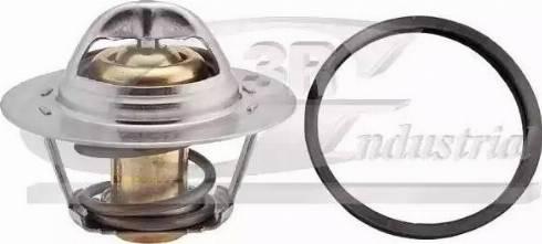 3RG 81649 - Термостат, охлаждающая жидкость car-mod.com