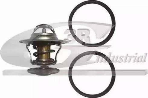 3RG 81722 - Термостат, охлаждающая жидкость avtokuzovplus.com.ua