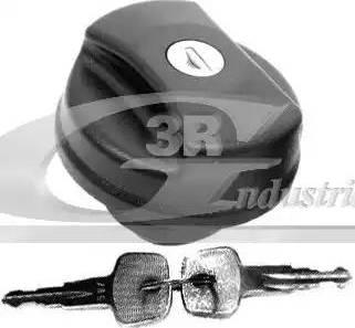 3RG 81729 - Крышка, топливный бак car-mod.com