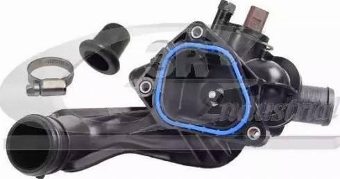 3RG 82238 - Термостат, охлаждающая жидкость car-mod.com