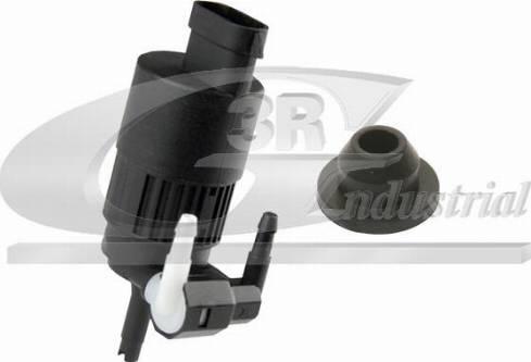 3RG 88606 - Водяной насос, система очистки окон car-mod.com
