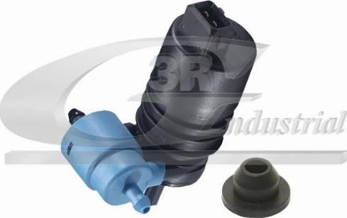 3RG 88711 - Водяной насос, система очистки окон car-mod.com