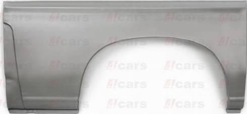 4Cars 3016000422 - Боковина autocars.com.ua