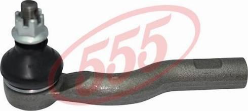 555 SE-1631R - Наконечник поперечной рулевой тяги autodnr.net