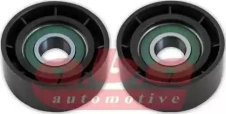 A.B.A YP306203 - Паразитний / провідний ролик, поліклиновий ремінь autocars.com.ua
