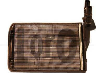 ABAKUS 0420150003 - Теплообменник, отопление салона avtokuzovplus.com.ua