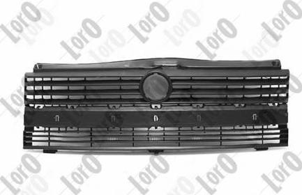 ABAKUS 053-41-400 - Решітка радіатора autocars.com.ua