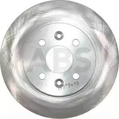 A.B.S. 17065 - Тормозной диск autodnr.net