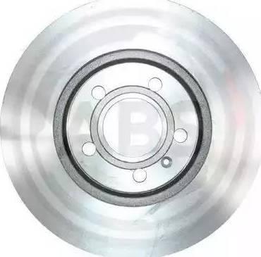 A.B.S. 17624 - Тормозной диск autodnr.net