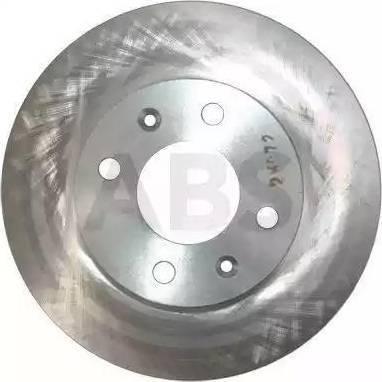 A.B.S. 17643 - Тормозной диск autodnr.net