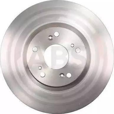 A.B.S. 17663 - Тормозной диск autodnr.net