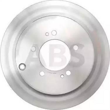 A.B.S. 17776 - Тормозной диск autodnr.net