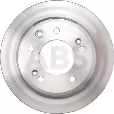 A.B.S. 17910 - Тормозной диск autodnr.net