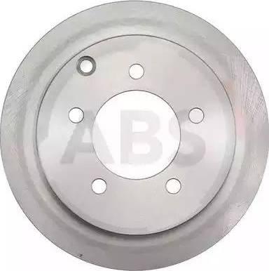 A.B.S. 18005 - Тормозной диск autodnr.net